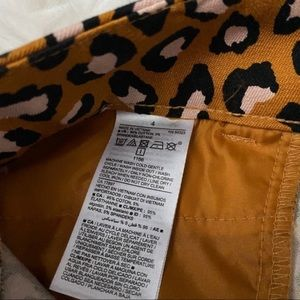 Reserved - Cheetah Pixie Pant